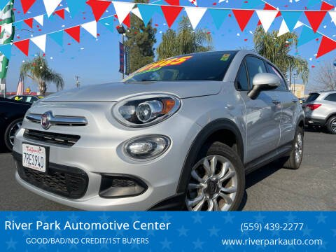 2016 FIAT 500X for sale at River Park Automotive Center in Fresno CA