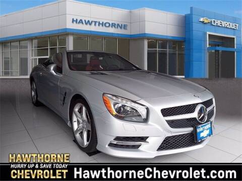 2015 Mercedes-Benz SL-Class for sale at Hawthorne Chevrolet in Hawthorne NJ