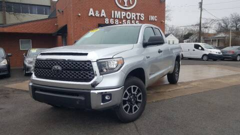 2018 Toyota Tundra for sale at A & A IMPORTS OF TN in Madison TN