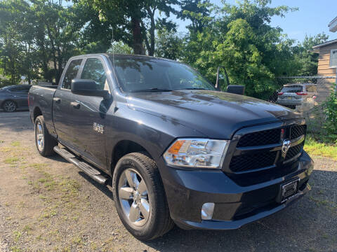 2018 RAM Ram Pickup 1500 for sale at Charles and Son Auto Sales in Totowa NJ