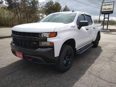 2019 Chevrolet Silverado 1500 for sale at KATAHDIN MOTORS INC /  Chevrolet Sales & Service in Millinocket ME