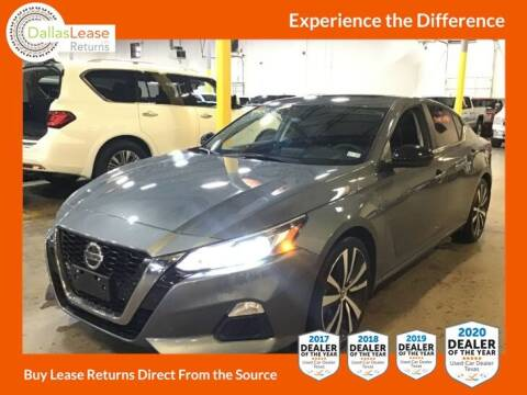 2020 Nissan Altima for sale at Dallas Auto Finance in Dallas TX