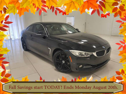 2014 BMW 4 Series for sale at Southern Star Automotive, Inc. in Duluth GA