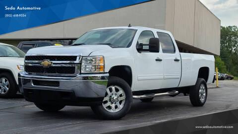 2011 Chevrolet Silverado 3500HD for sale at Sedo Automotive in Davison MI