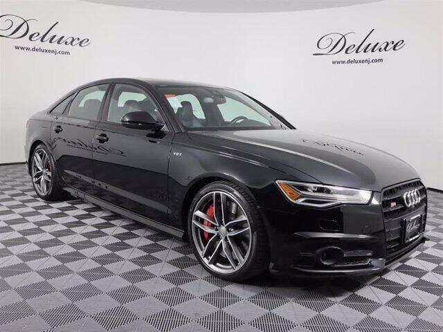 2017 Audi S6 for sale at DeluxeNJ.com in Linden NJ
