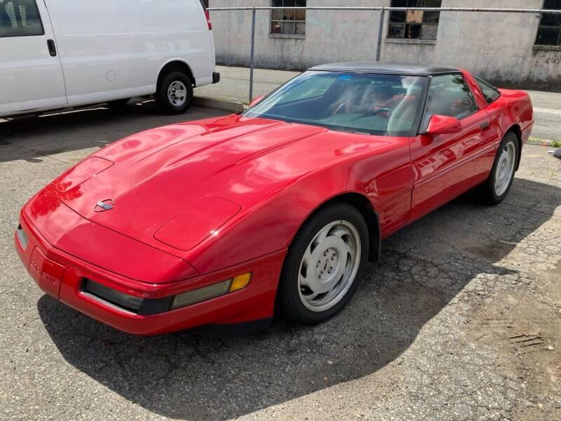 1992 Chevrolet Corvette for sale at Bill's Auto Sales in Peabody MA