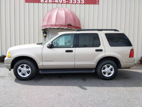 2005 Ford Explorer for sale at Bethlehem Auto Sales LLC in Hickory NC