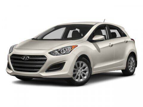 2016 Hyundai Elantra GT for sale at DAVID McDAVID HONDA OF IRVING in Irving TX