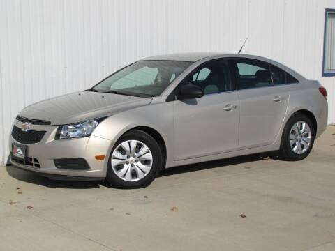 2012 Chevrolet Cruze for sale at Lyman Auto in Griswold IA