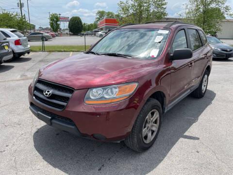 2009 Hyundai Santa Fe for sale at Diana Rico LLC in Dalton GA