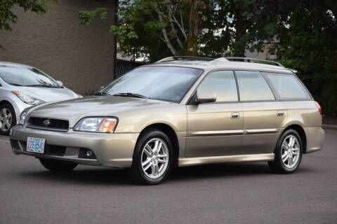 2004 Subaru Legacy for sale at Overland Automotive in Hillsboro OR