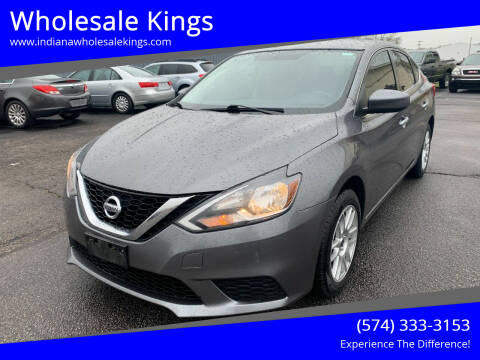 2016 Nissan Sentra for sale at Wholesale Kings in Elkhart IN