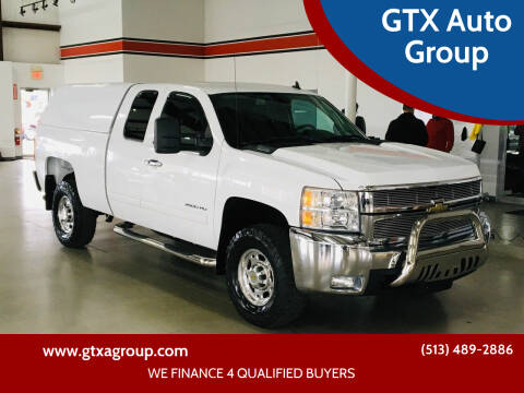 2009 Chevrolet Silverado 2500HD for sale at GTX Auto Group in West Chester OH