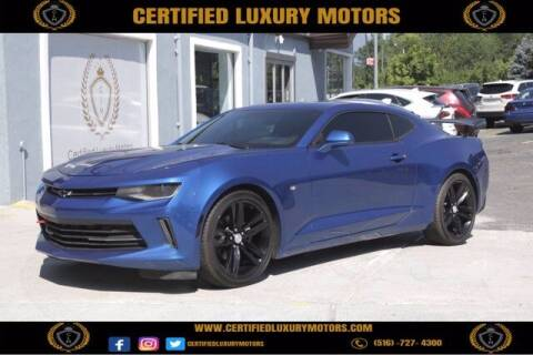 2017 Chevrolet Camaro for sale at Certified Luxury Motors in Great Neck NY