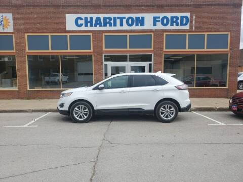 2016 Ford Edge for sale at Chariton Ford in Chariton IA