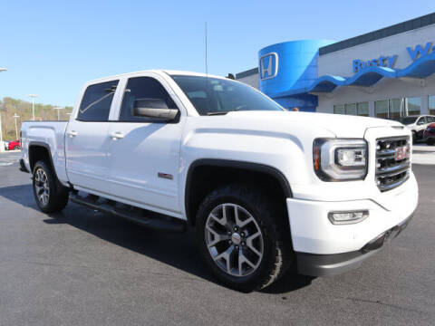 2017 GMC Sierra 1500 for sale at RUSTY WALLACE HONDA in Knoxville TN