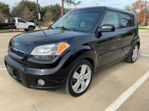 2010 Kia Soul for sale at Safe Trip Auto Sales in Dallas TX