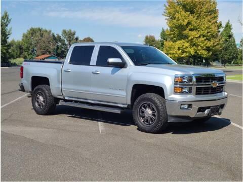 2015 Chevrolet Silverado 1500 for sale at Elite 1 Auto Sales in Kennewick WA