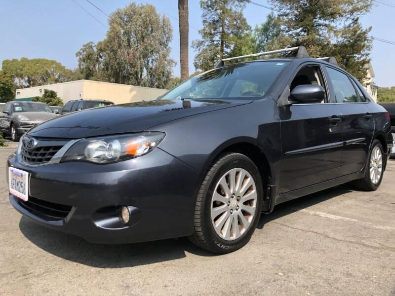 2008 Subaru Impreza for sale at Martinez Truck and Auto Sales in Martinez CA