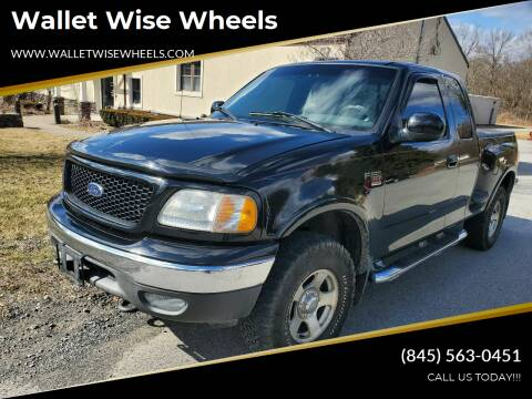2003 Ford F-150 for sale at Wallet Wise Wheels in Montgomery NY