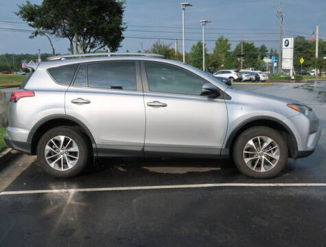 2018 Toyota RAV4 Hybrid for sale at Southern Auto Solutions - BMW of South Atlanta in Marietta GA