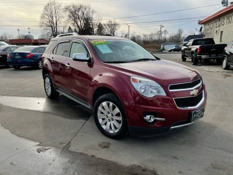 2011 Chevrolet Equinox for sale at Zacatecas Motors Corp in Des Moines IA