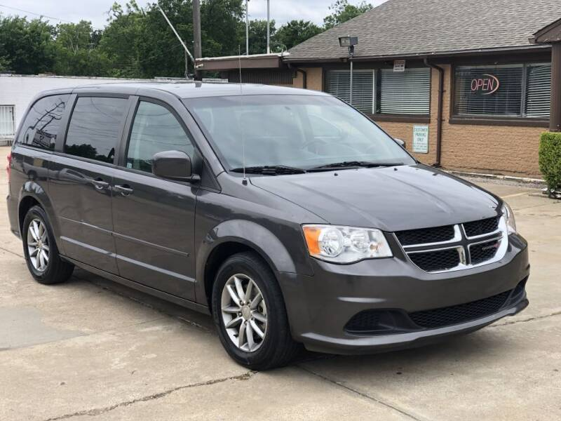 2015 Dodge Grand Caravan for sale at Safeen Motors in Garland TX