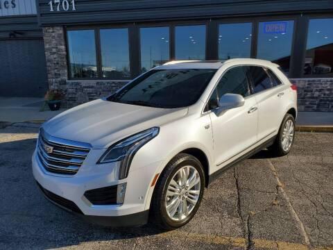 2017 Cadillac XT5 for sale at Washington Auto Center in Washington IA