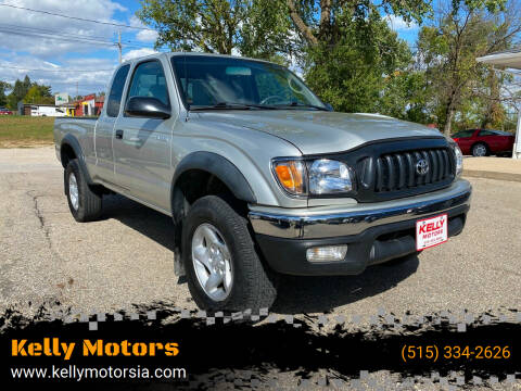 2004 Toyota Tacoma for sale at Kelly Motors in Johnston IA