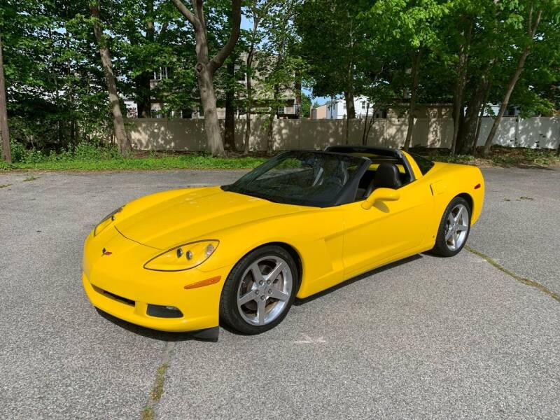 2006 Chevrolet Corvette for sale at Long Island Exotics in Holbrook NY