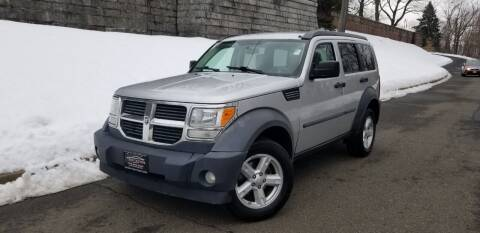 2007 Dodge Nitro for sale at ENVY MOTORS LLC in Paterson NJ