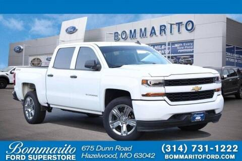 2018 Chevrolet Silverado 1500 for sale at NICK FARACE AT BOMMARITO FORD in Hazelwood MO