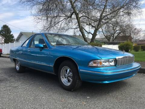 1991 Chevrolet Caprice for sale at TNT Auto Sales in Bangor PA