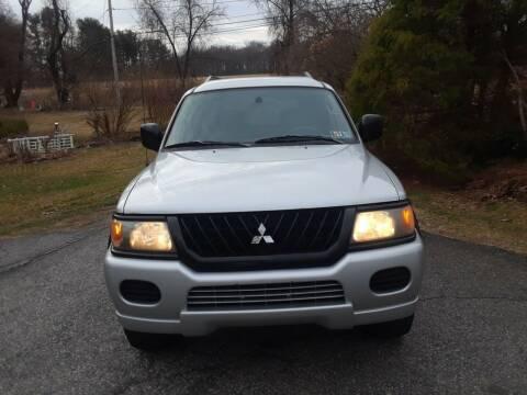 2003 Mitsubishi Montero Sport for sale at Dun Rite Car Sales in Downingtown PA