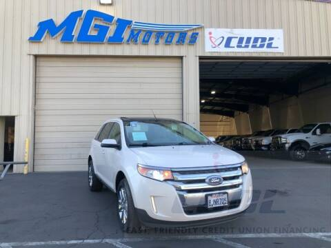 2012 Ford Edge for sale at MGI Motors in Sacramento CA
