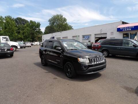 2012 Jeep Compass for sale at United Auto Land in Woodbury NJ