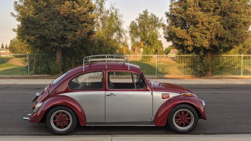 1970 Volkswagen Beetle for sale at Approved Autos in Bakersfield CA