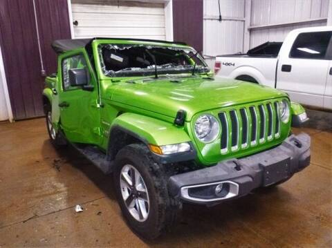 2018 Jeep Wrangler Unlimited for sale at East Coast Auto Source Inc. in Bedford VA