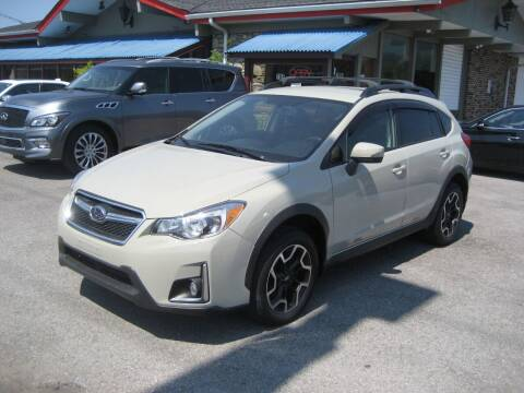 2016 Subaru Crosstrek for sale at Import Auto Connection in Nashville TN