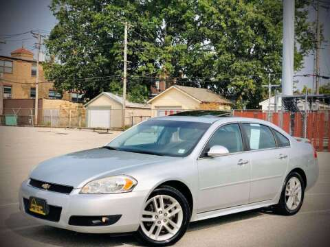 2013 Chevrolet Impala for sale at ARCH AUTO SALES in St. Louis MO