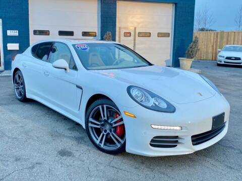 2014 Porsche Panamera for sale at Saugus Auto Mall in Saugus MA
