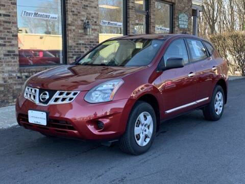 2014 Nissan Rogue Select for sale at The King of Credit in Clifton Park NY