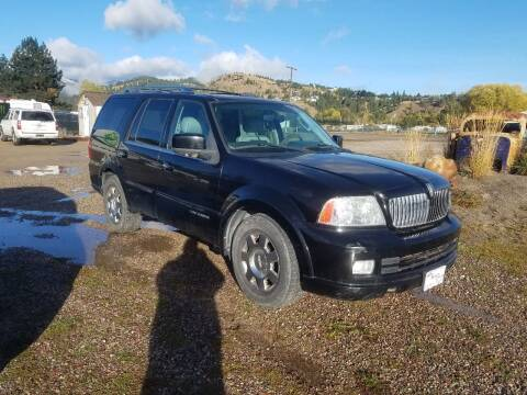 2005 Lincoln Navigator for sale at AUTO BROKER CENTER in Lolo MT