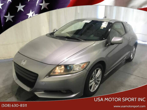 2011 Honda CR-Z for sale at USA Motor Sport inc in Marlborough MA