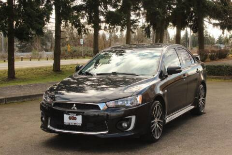 2016 Mitsubishi Lancer for sale at Top Gear Motors in Lynnwood WA