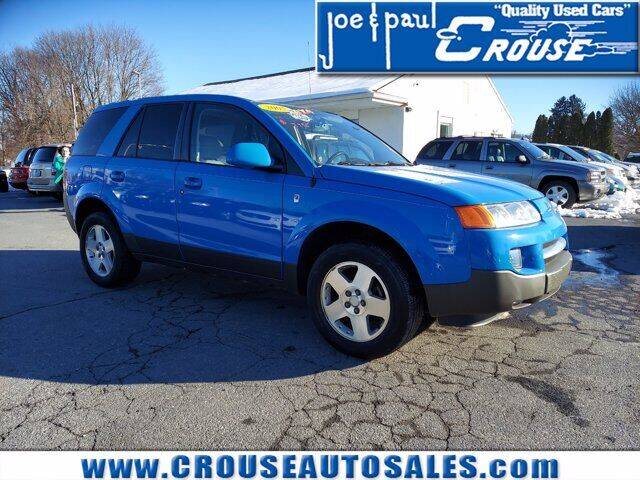 2005 Saturn Vue for sale at Joe and Paul Crouse Inc. in Columbia PA
