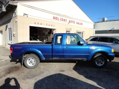 2008 Ford Ranger for sale at Holiday Auto Sales in Grand Rapids MI