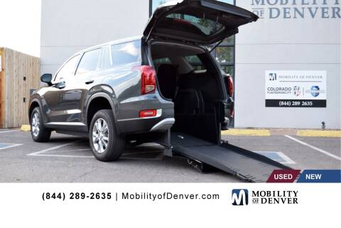 2021 Hyundai Palisade for sale at CO Fleet & Mobility in Denver CO