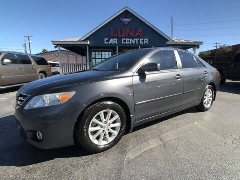 2011 Toyota Camry for sale at LUNA CAR CENTER in San Antonio TX
