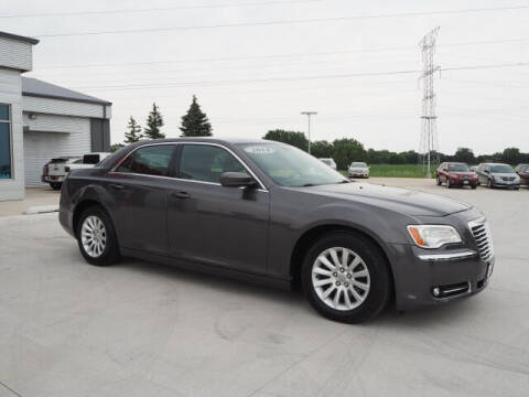 2014 Chrysler 300 for sale at SIMOTES MOTORS in Minooka IL